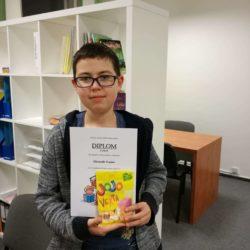Student-měsíce-únor-čtení